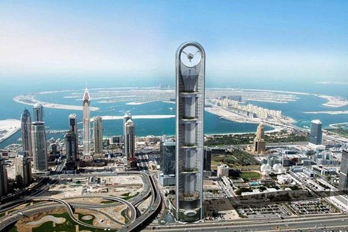 Život v Dubaji