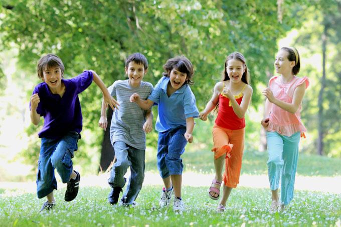 Nabídka letních táborů pro děti